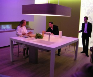 Philips Simplicity Event : cuisine verte !