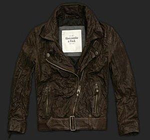 Abercrombie veste cuir julia