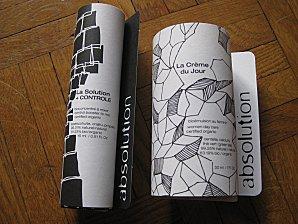 Absolution - la crème soin bio au packaging que j'aime !