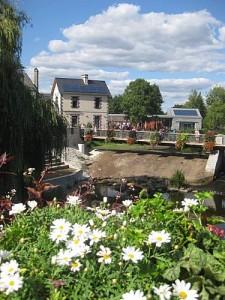 La Gree des Landes - Eco-Hotel Spa Yves Rocher : le village La Gacilly