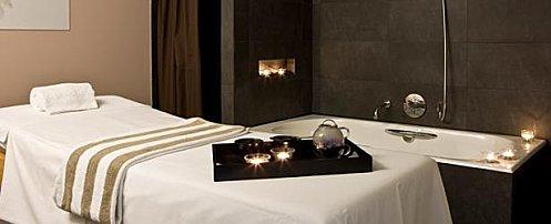 Cabine massage gree landes