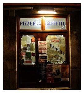 Manger à Rome ? Ou notre malediction !