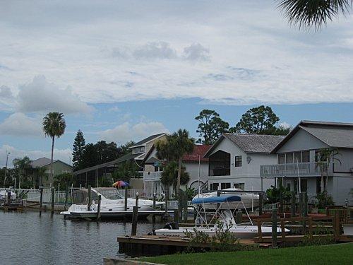 Floride bayou