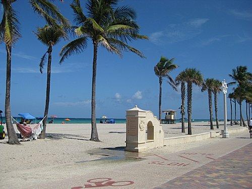 Floride miami hollywood1