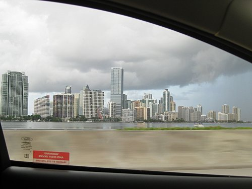 Floride miami orage2