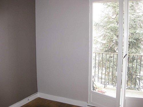 Mur chambre termine