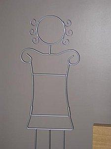 mes porte v tements ou le 1er pas vers le dressing marinette saperlipopette blog maman. Black Bedroom Furniture Sets. Home Design Ideas
