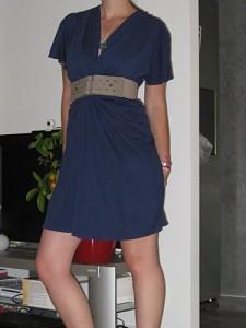 De l'art de porter la ceinture - Comptoir des Cotonniers inside