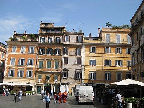 Rome trastevere (3)