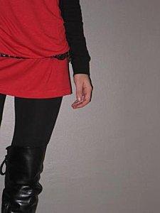 Zoe tee's rouge 3