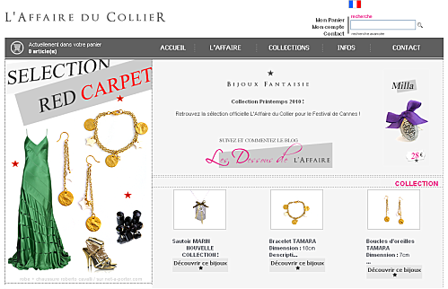 affaire collier