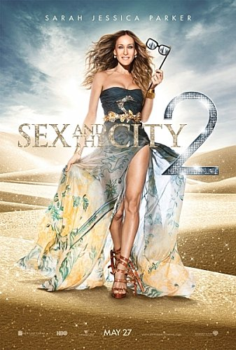 affiche sexandthecity2