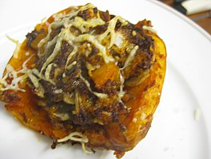 airfryer courge