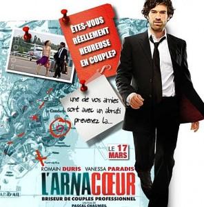 Revue ciné : L'Arnacoeur