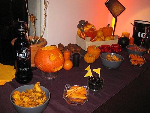 buffet halloween1