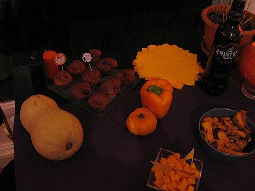 buffet halloween5