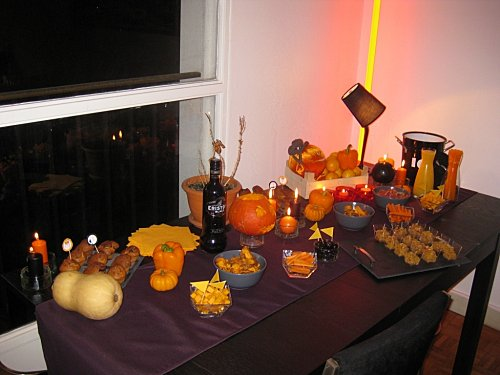 buffet halloween6