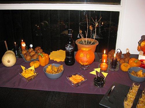 buffet halloween8