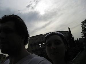 Rome et ses ruines : Colisee, Forum et Palatin