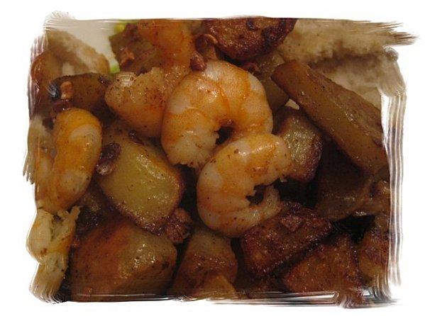 crevettes ail 2
