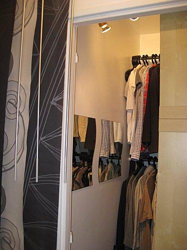 avant apr s travaux mon dressing marinette saperlipopette blog montr al lifestyle. Black Bedroom Furniture Sets. Home Design Ideas