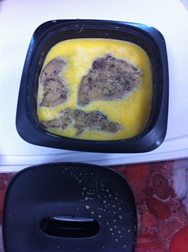 Foie gras maison rapide l 39 astuce tupperware pour une for Astuce cuisine rapide