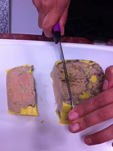 foie gras tup7