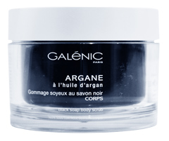 galenic argane gommage