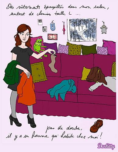 une semaine pour tout changer marinette saperlipopette blog maman expat montr al et. Black Bedroom Furniture Sets. Home Design Ideas