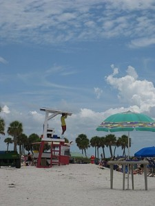 Souvenirs de Floride : les plages de la cote Ouest