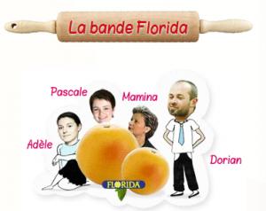 Les dîners Florida - pamplemousse powaa !