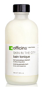Le bain tonique de Officina Urban Therapy