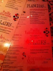 """Les Pietons - bar ou """"chaine"""" a tapas - A eviter !"""