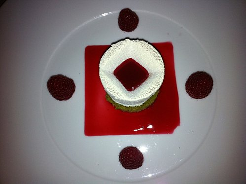 pleiades dessert