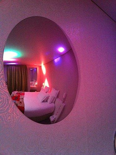 seven alice chambre