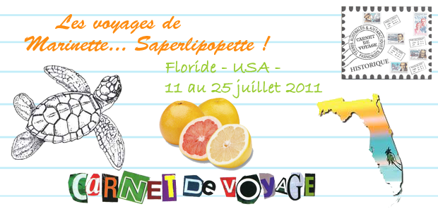 voyage floride