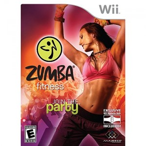 Zumba Fitness sur Wii [et concours inside]