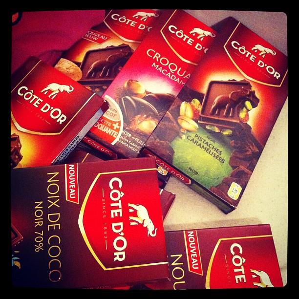 Choco cote d'or