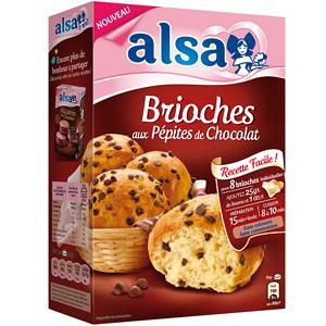 Brioche Alsa