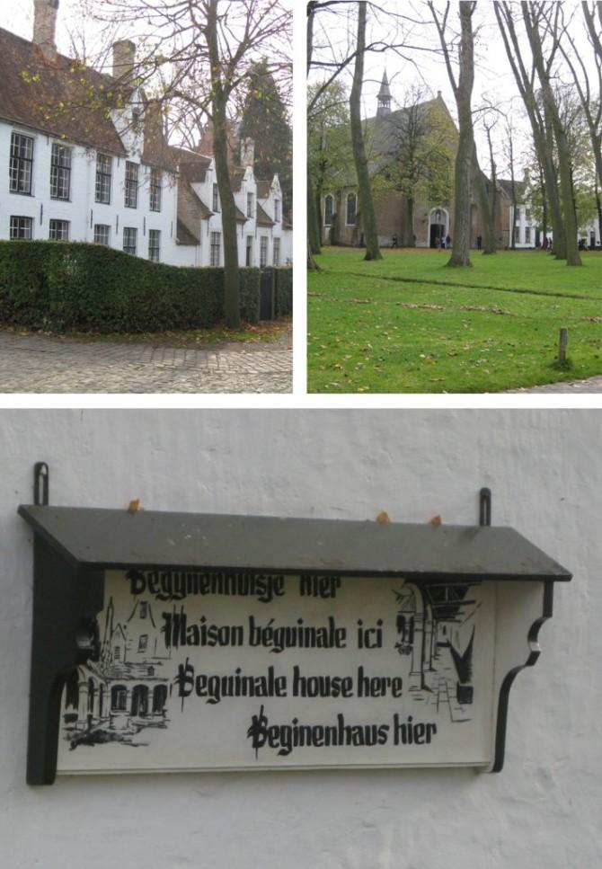 Quartier du Béguinage Bruges