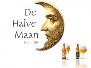 Visite de la brasserie De Halve Maan de Bruges