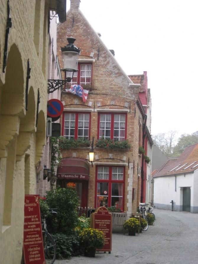 Bruges Restaurant De Vlaamsche Pot