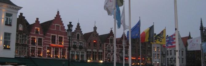 Maison à pignon de Bruges