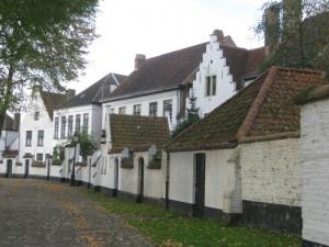 Le temps d'un we a Bruges : Visites bucoliques !
