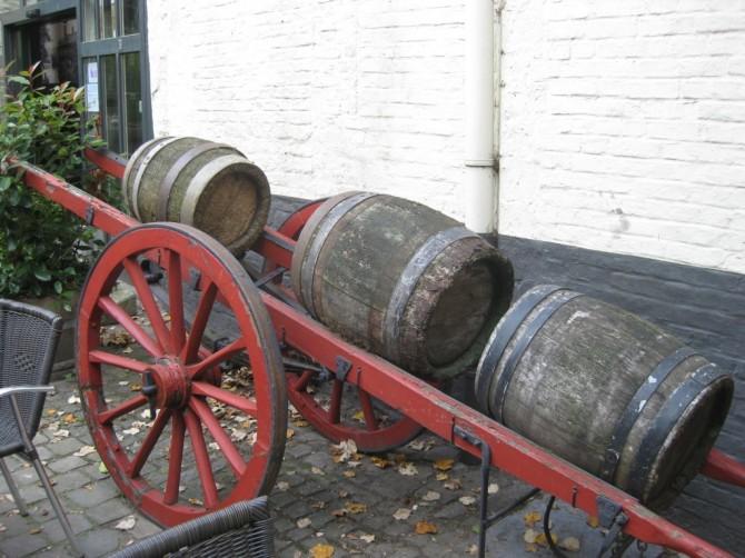 Brasserie De Halve Maan Bruges