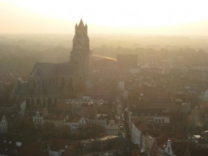 Le temps d'un we a Bruges : Visites culturelles !