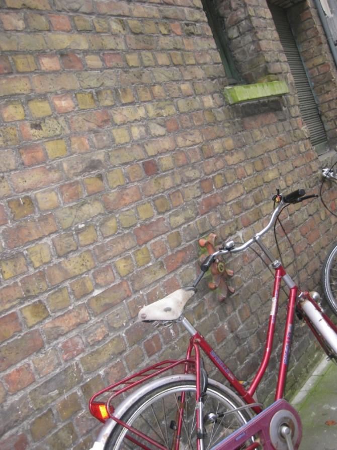 Vélo de Bruges
