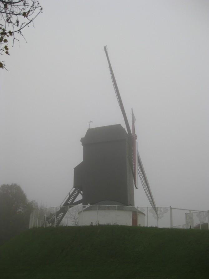 Moulin à Bruges