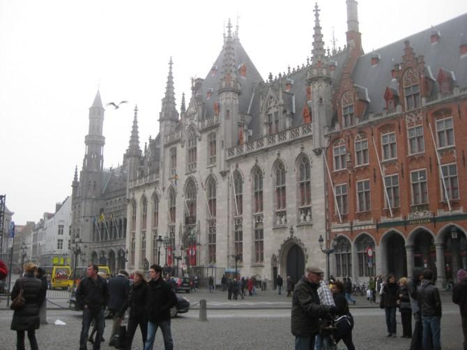 Palais Provincial de Bruges