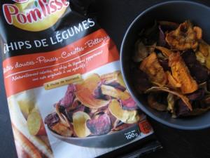 Des chips ? Oui, mais de legumes !